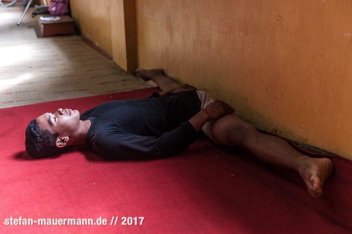 Fotoreportage über Phare Circus school, Cambodia