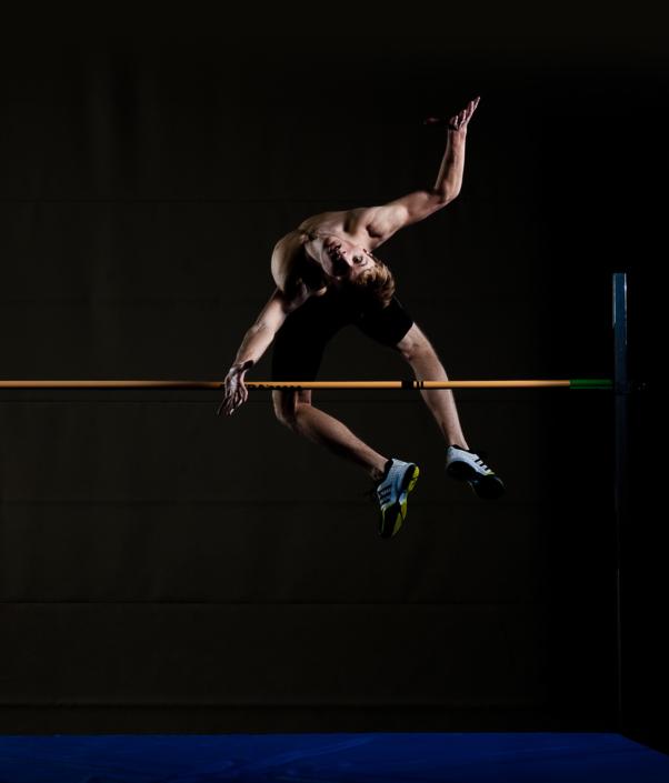 Sportfotografie Leichtathletik Verein
