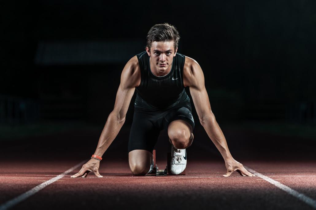 Sportfotografie und Sportmodels Portraits für Sportler und Athleten