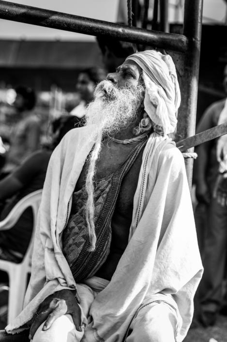 Kushti Ringen in Bombay